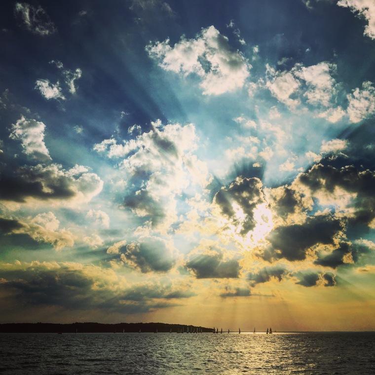 sky 7.6.16 hobart beach eatons neck ny