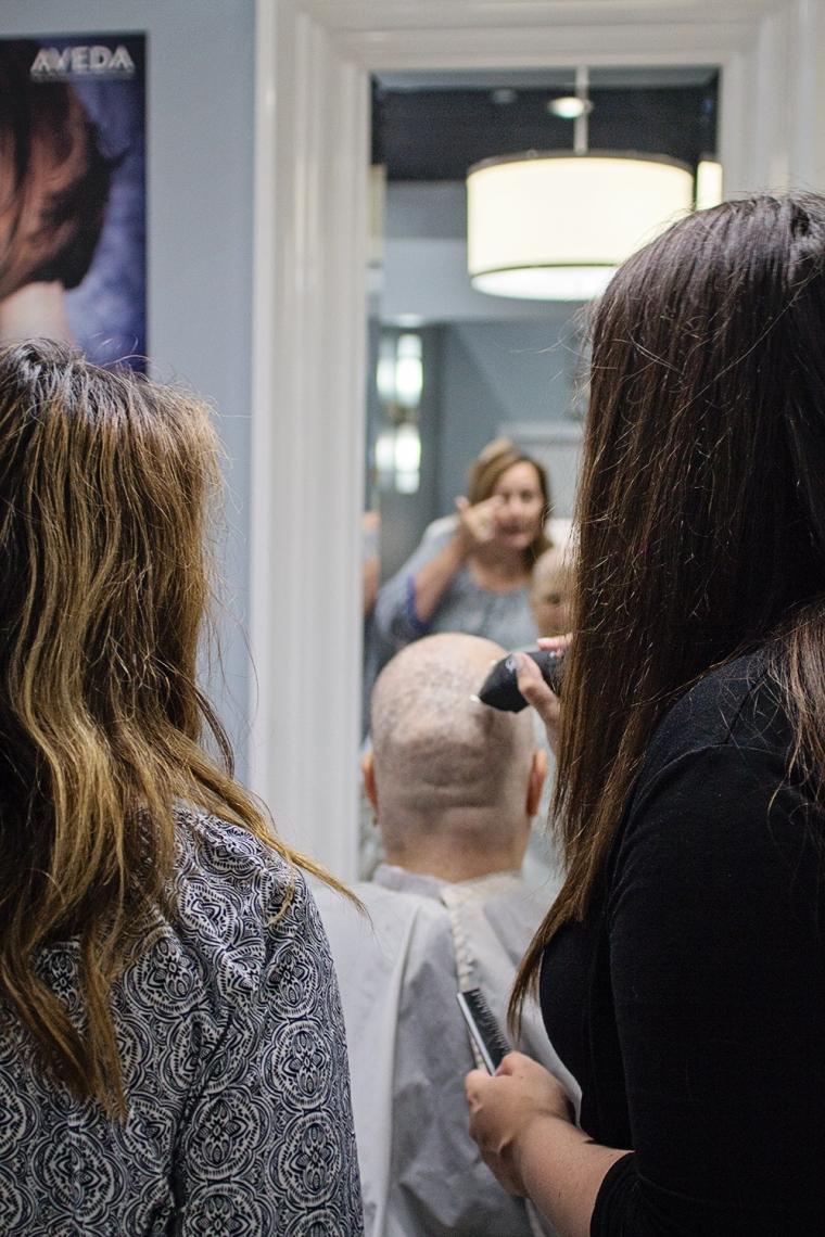 fashion schlub bettye rainwater cancer chemo shave posh salon northport 8.2.17 7 blogsized