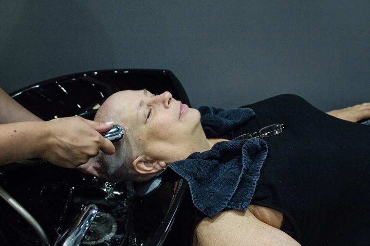fashion schlub bettye rainwater cancer chemo shave posh salon northport 8.2.17 9 blogsized