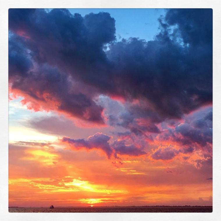 sunset 8.12.16