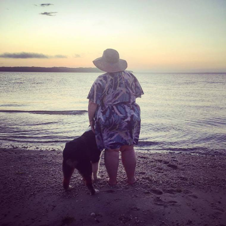 bettye + caleb hobart beach 9.27.17